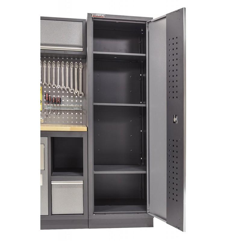 Werkzeugschrank metall  Werkstattschränke sicher einkaufen: Powerplustools.de