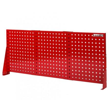 Werkzeug Lochwand Rot - 150 x 61 cm