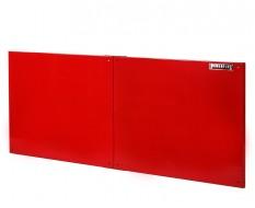 Werkzeugwand rot 150 x 61 cm