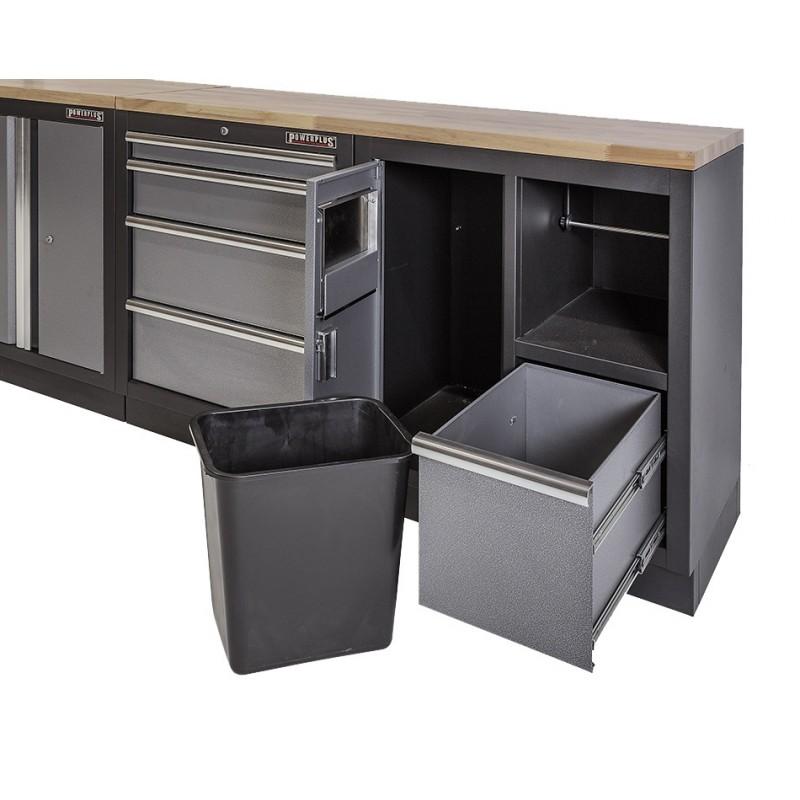 Frisch Werkbank Set Komplett mit Hängeschrank Online kaufen  MW62