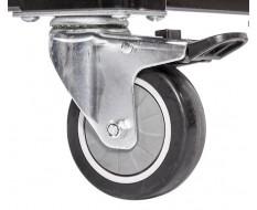 Werkstattrollwagen PP-T 0707 - 360° drehbar mit Bremse