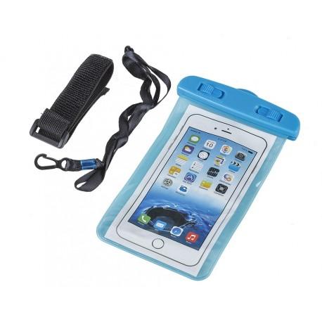 Schutzhülle blau für Smartphone - Iphone - Mobiltelefon - Spritzwassergeschützt und staubdichte