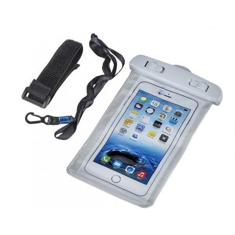 Schutzhülle weiß für Smartphone - Iphone - Mobiltelefon - Spritzwassergeschützt und staubdichte