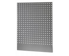Werkzeuglochwand 105 x 80 cm für Eck Werkbank - Lochwand