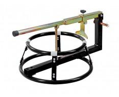 Reifen demontieren - Reifendemontiergerät - schwarz